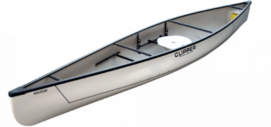 Canoes: Solitude Ultralight by Clipper - Image 2170