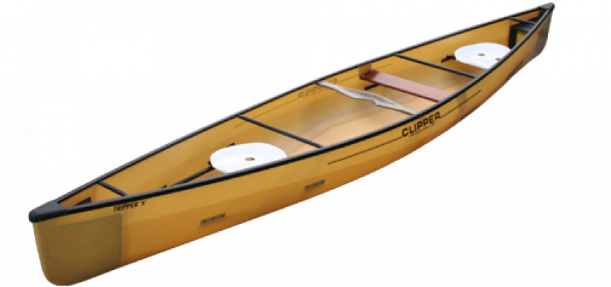 Canoes: Tripper 'S' Custom Kevlar by Clipper - Image 2185