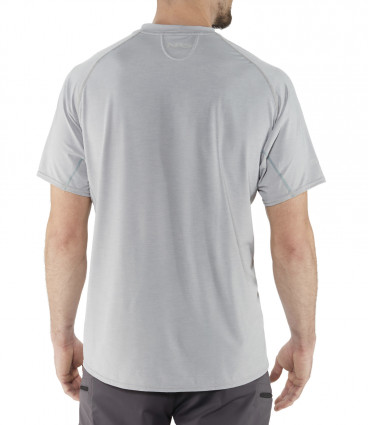 Layering: Men's H2Core Silkweight Short-Sleeve Shirt by NRS - Image 4810