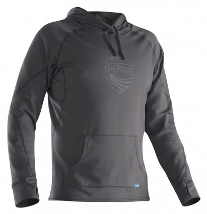 Layering: Men's H2Core Lightweight Hoodie by NRS - Image 4811