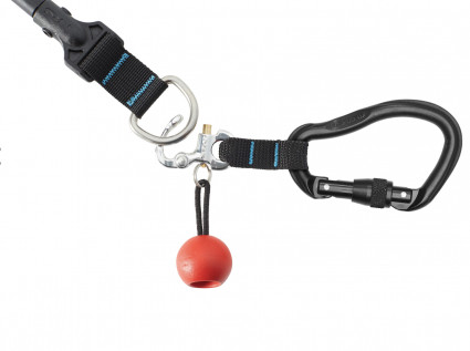 Rigging & Outfitting: Quick-Release SUP Leash by NRS - Image 4825