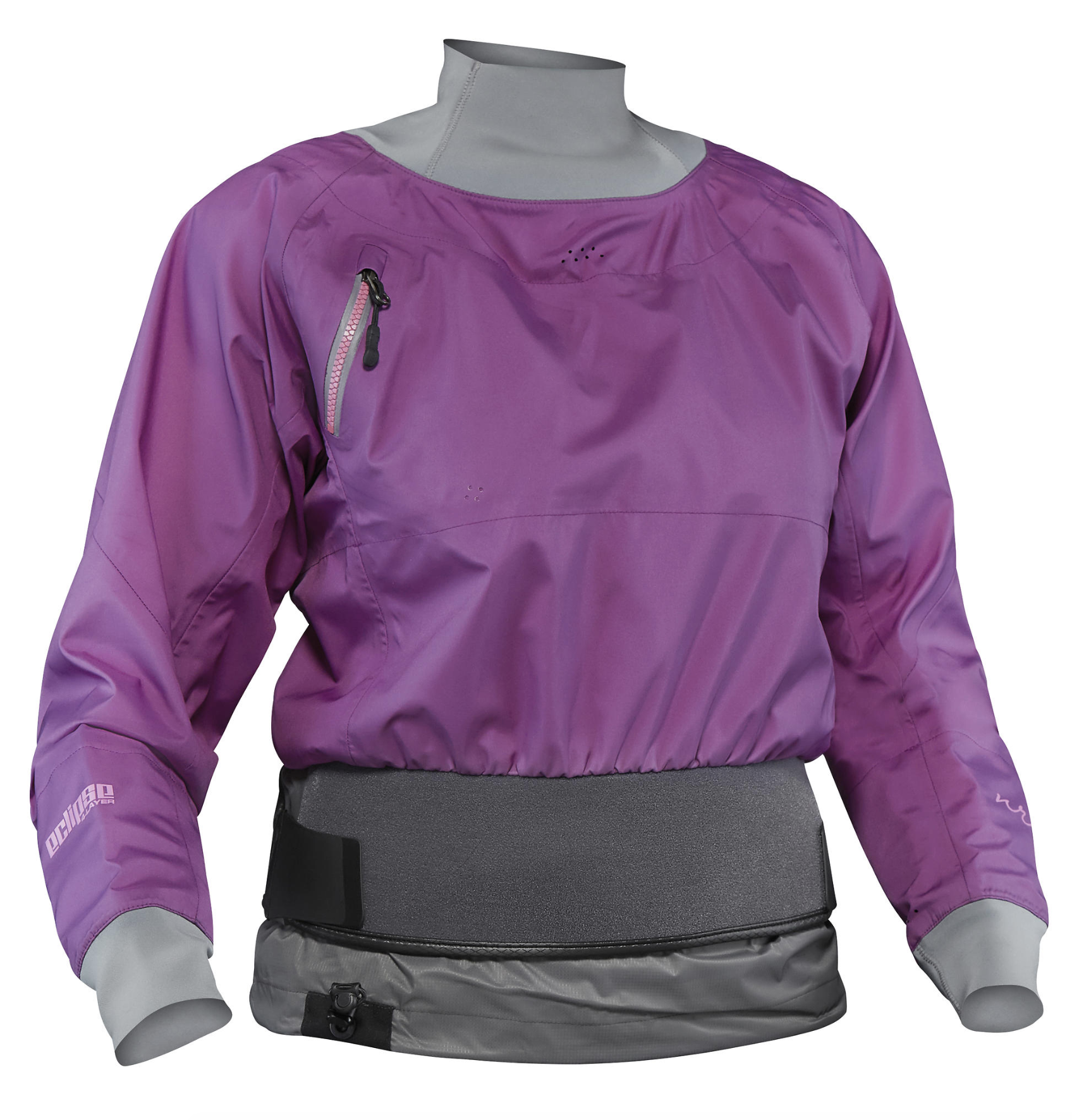 Technical Outerwear: Women's Flux Dry Top by NRS - Image 4833