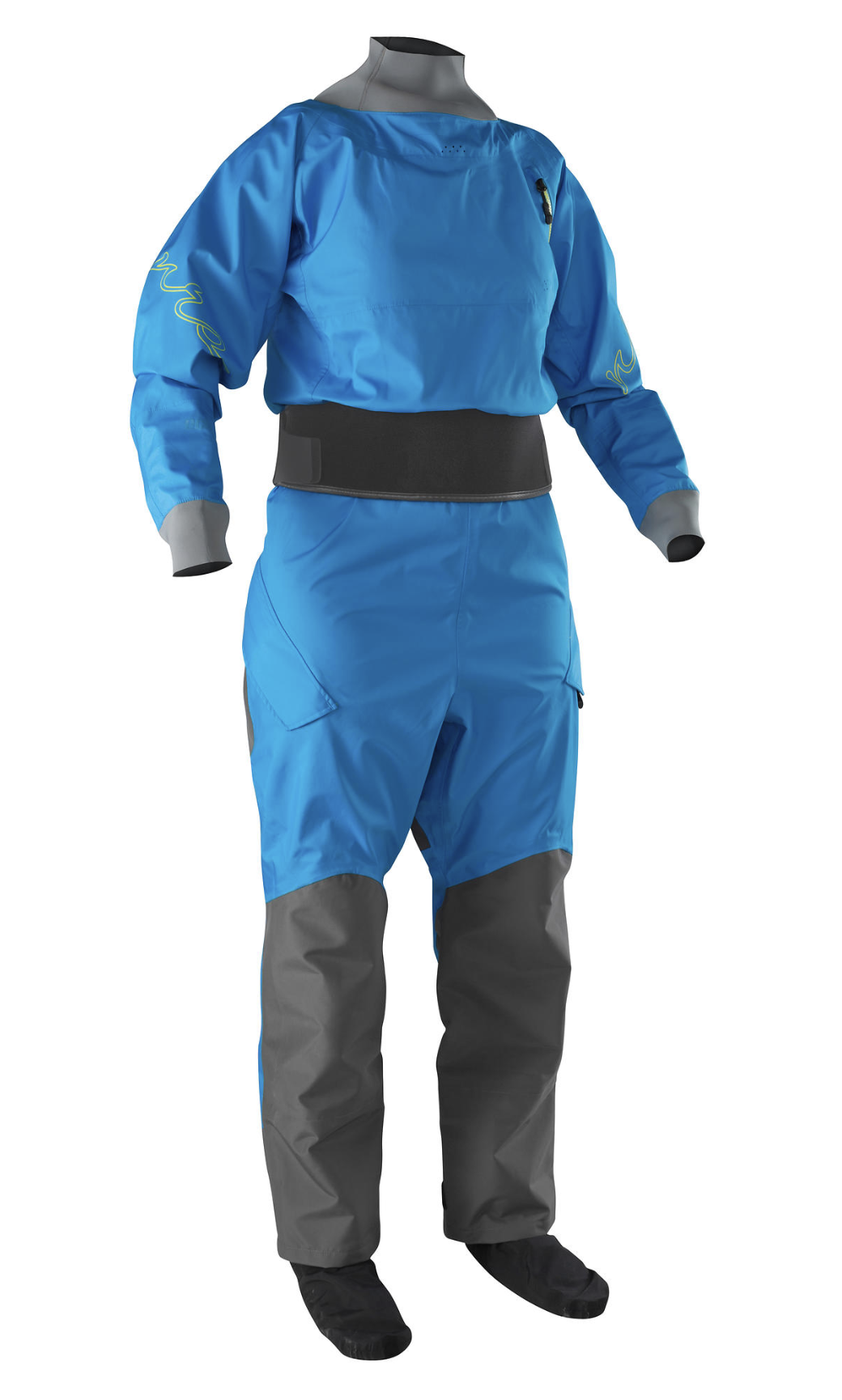 Technical Outerwear: Women's Pivot Drysuit by NRS - Image 4834