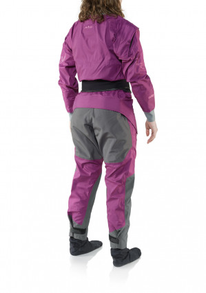 Technical Outerwear: Women's Crux Drysuit by NRS - Image 4835