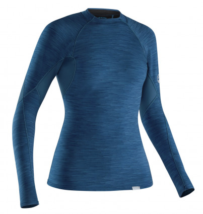 Layering: Women's HydroSkin 0.5 Long-Sleeve Shirt by NRS - Image 4836
