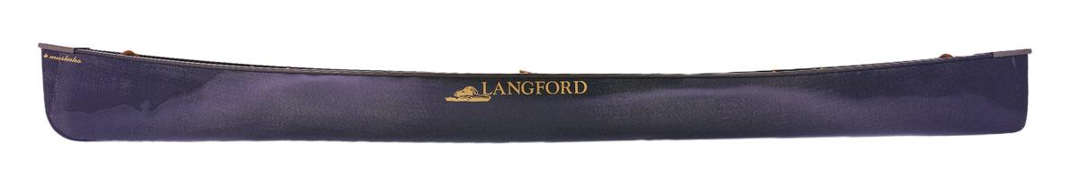 Canoes: Muskoka 15'9″ by Langford Canoe - Image 4670
