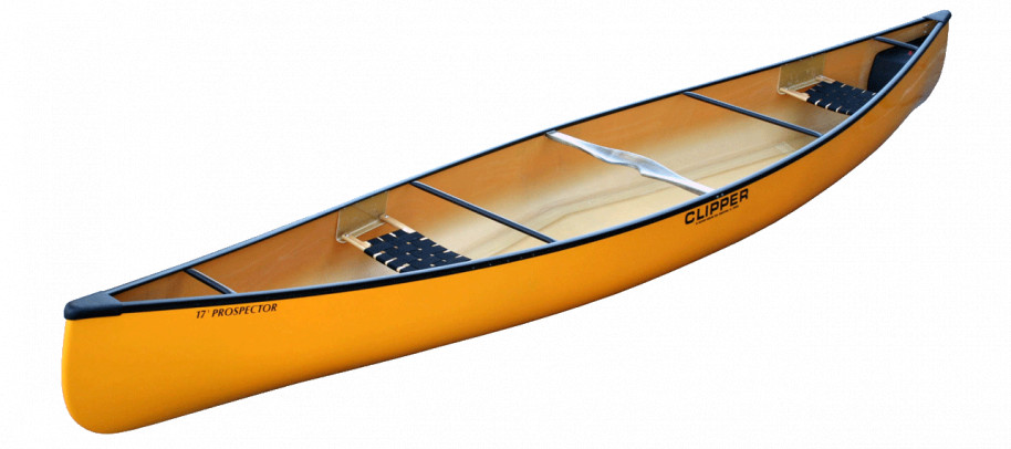 Canoes: Prospector 17' Kevlar by Clipper - Image 2217