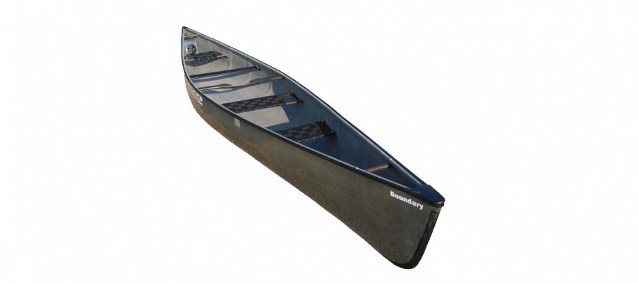 Canoes: Boundary 17-6 by H2O Canoe Company - Image 2305