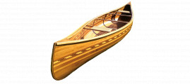 Canoes: Prospector 16' FG by Clipper - Image 2213