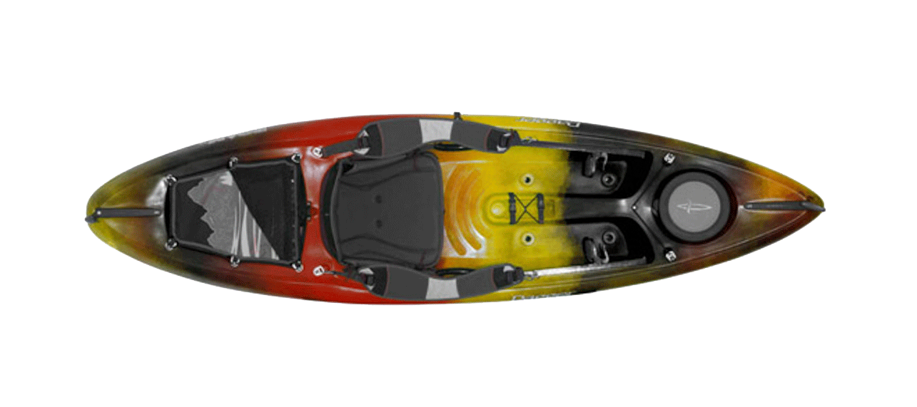 Kayaks: ROAM 9.5 by Dagger - Image 2580