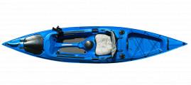 Kayaks: Caribbean 12 Angler by Eddyline Kayaks - Image 2600