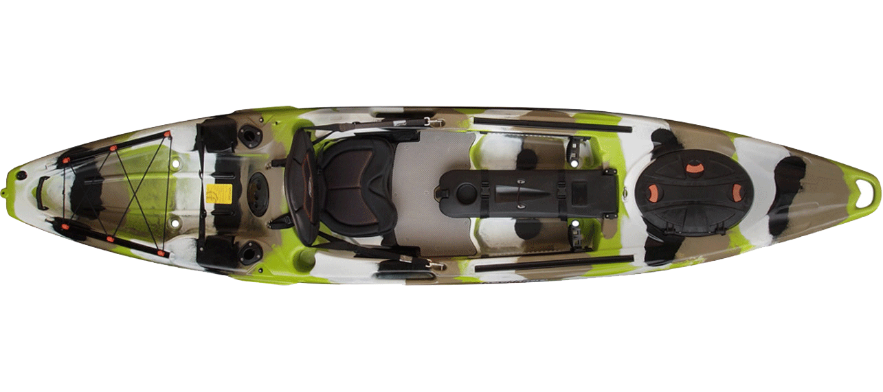 Kayaks: Moken 12.5 by Feelfree Kayaks - Image 2667