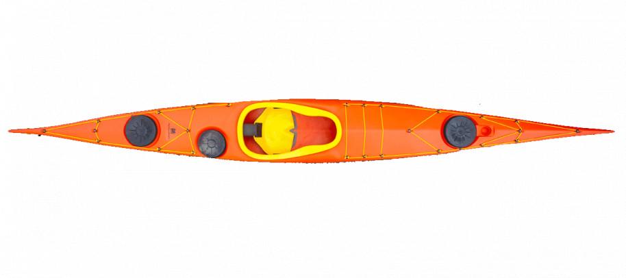 Kayaks: Romany Sportive RM by Nigel Dennis Kayaks - Image 2766