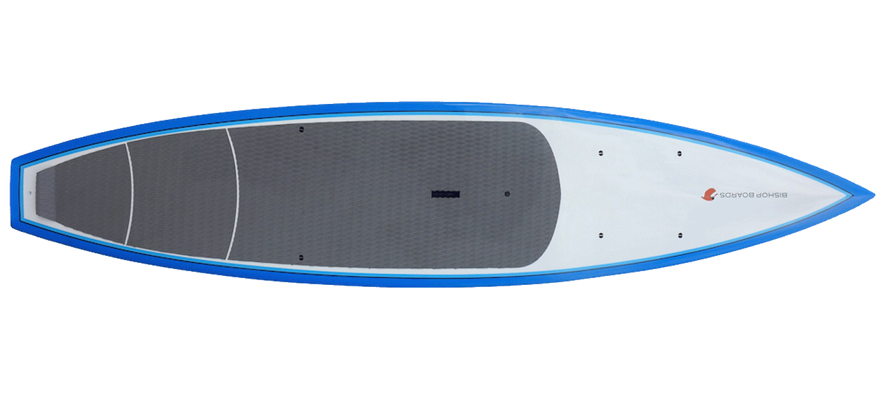 Paddleboards: A'u 12'6 by Bishop Boards - Image 3171