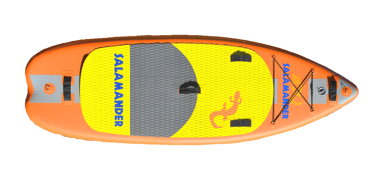 Paddleboards: Shredder Whitewater Paddle Board by Salamander Paddle Gear - Image 3350
