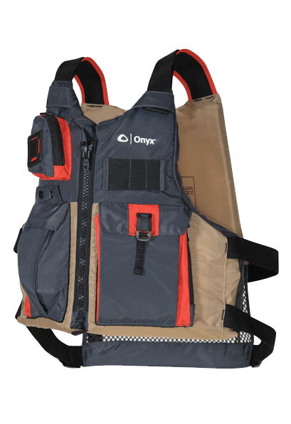 PFDs: Kayak Fishing Vest by ONYX - Image 3800
