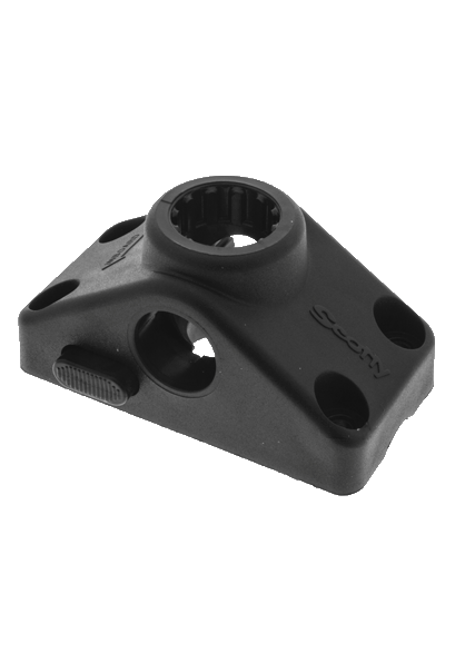Mounts, Tracks & Accessories: 241L Locking Combination Side / Deck Mount by Scotty - Image 4140