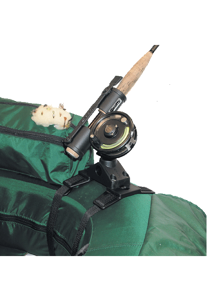 Mounts, Tracks & Accessories: 267 Fly Rod Holder and Float Tube Mount by Scotty - Image 4155