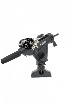 Mounts, Tracks & Accessories: 280 Bait Caster Rod Holder w/ 241 Combination Side/Deck Mount by Scotty - Image 4158