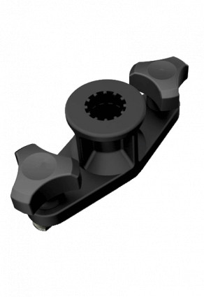 Mounts, Tracks & Accessories: Stealth Kayak Rail Mount by Stealth Rod Holders - Image 4274